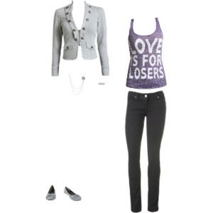 Cute outfit for teen girls haha