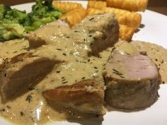 Photo of Pork fillet with mustard cream sauce from Viniferia | Chef