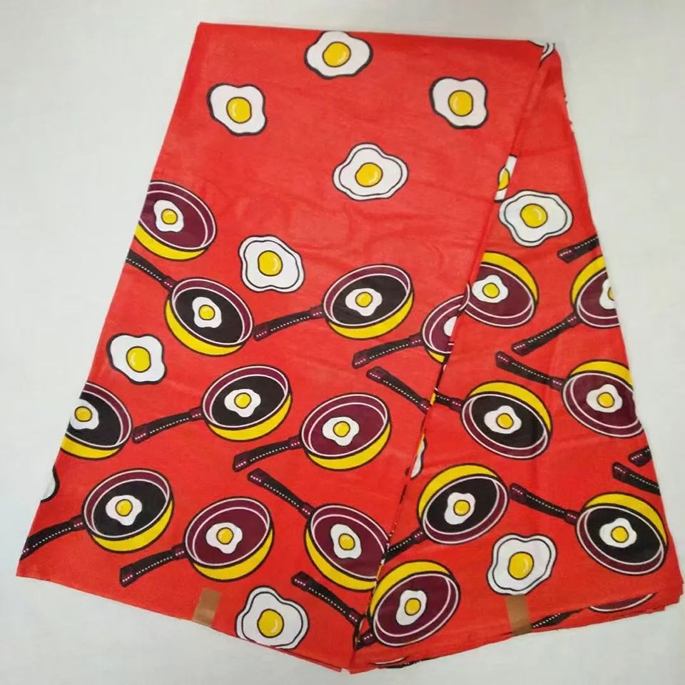100/% Cotton,Sell by 6 Yards High Quality  Design African Ankara Wax Print