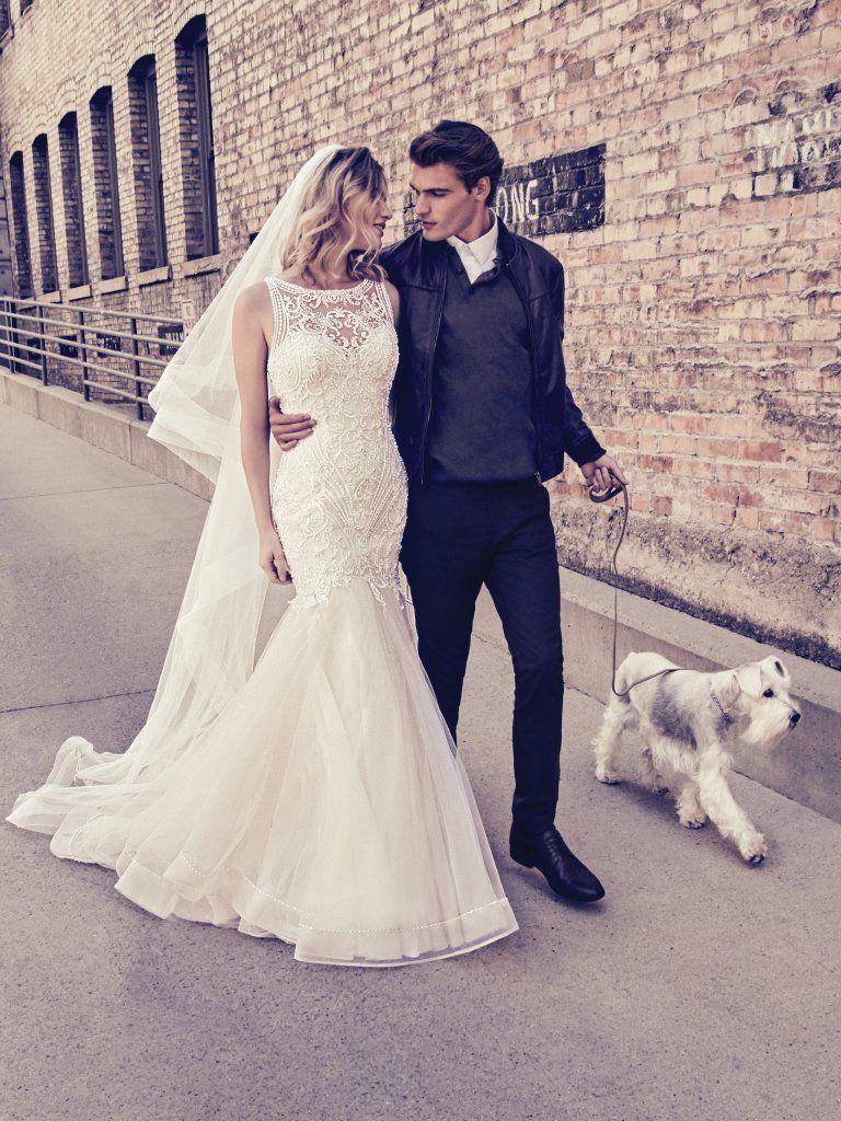 Wedding Dress Color Shades