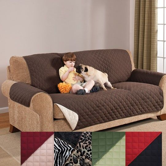 Reversible Furniture Protector Protect New Couch From