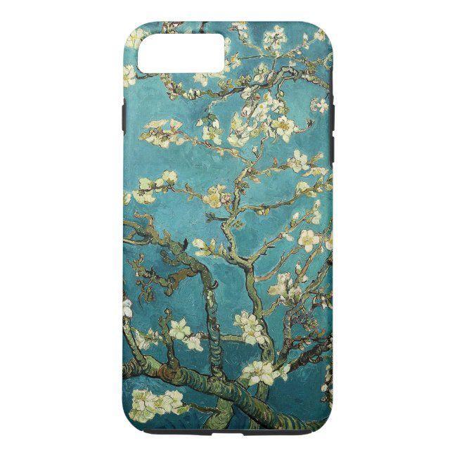 Van Gogh Blossoming Almond Tree Vintage iPhone 8 Plus7 Plus Case