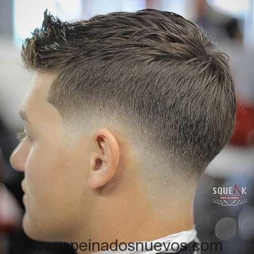 Pin En Corte Degrade