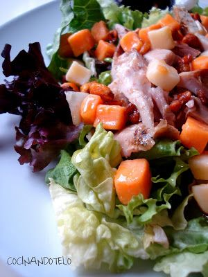 Cocinándotelo: Ensaladas