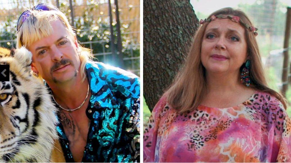Joe and Carole in 2020 Halloween outfits, Cute halloween
