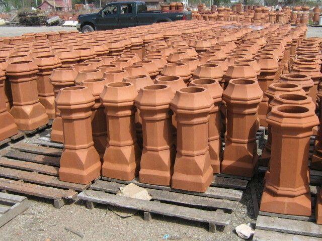 Clay Chimney Pots Purchase Online Chimney Pot Planter Terracotta Lawn Ornament