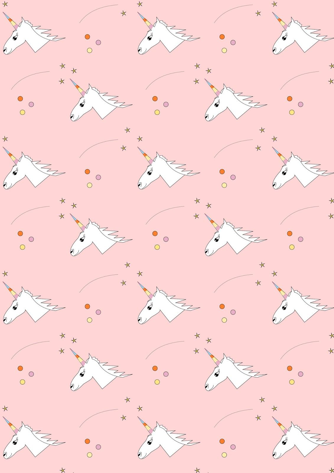 Unicorn Pattern Cool Inspiration