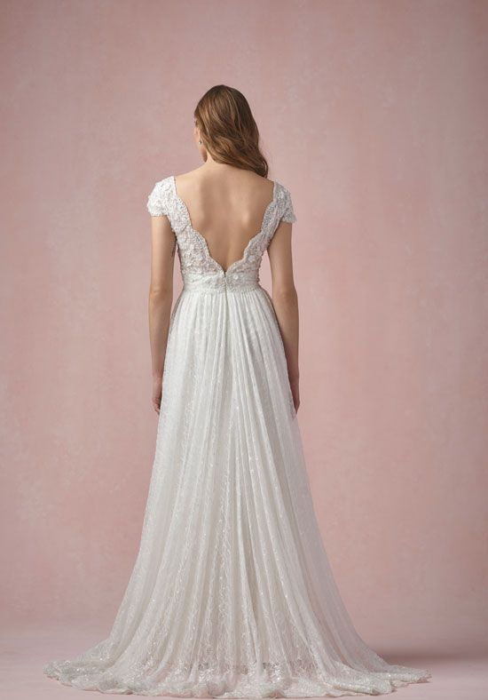 Willowby By Watters Kiana 55127 A Line Wedding Dress
