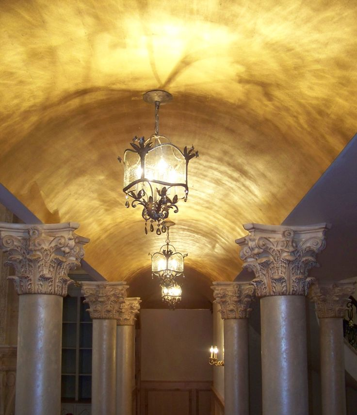 Image Result For Gold Ceilings Gold Ceiling Ceiling Finishes
