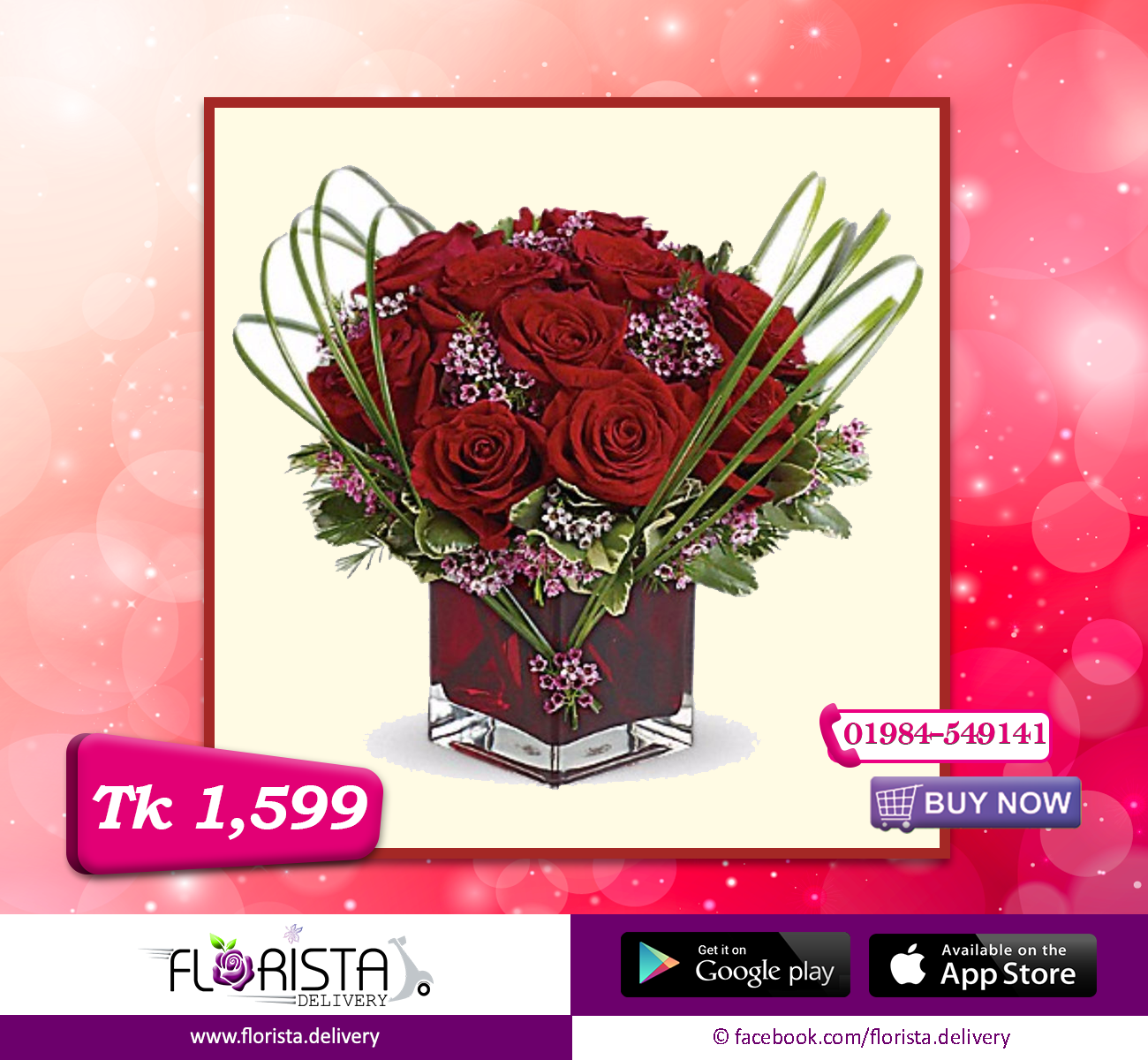 Pin by Florista Delivery Bangladesh on flower for love