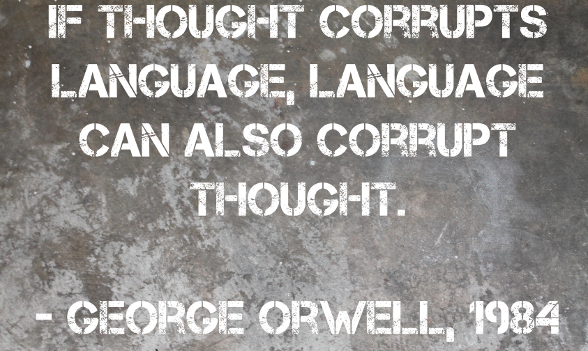 The Lingua File from TLF Translation | George orwell, Language ...