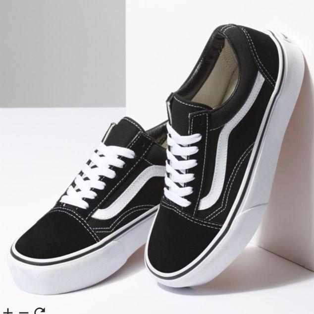 CLASSIC SLIP ON Slip ons blackwhite @ Zalando.co.uk