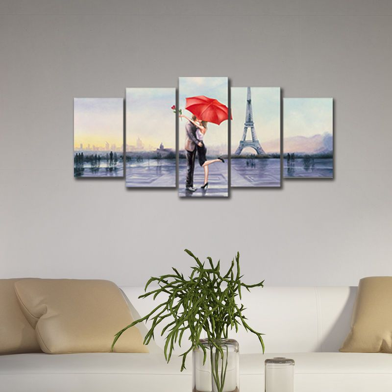 Canvas Art Print Painting Picture Home Decor Wall Art Lovers In