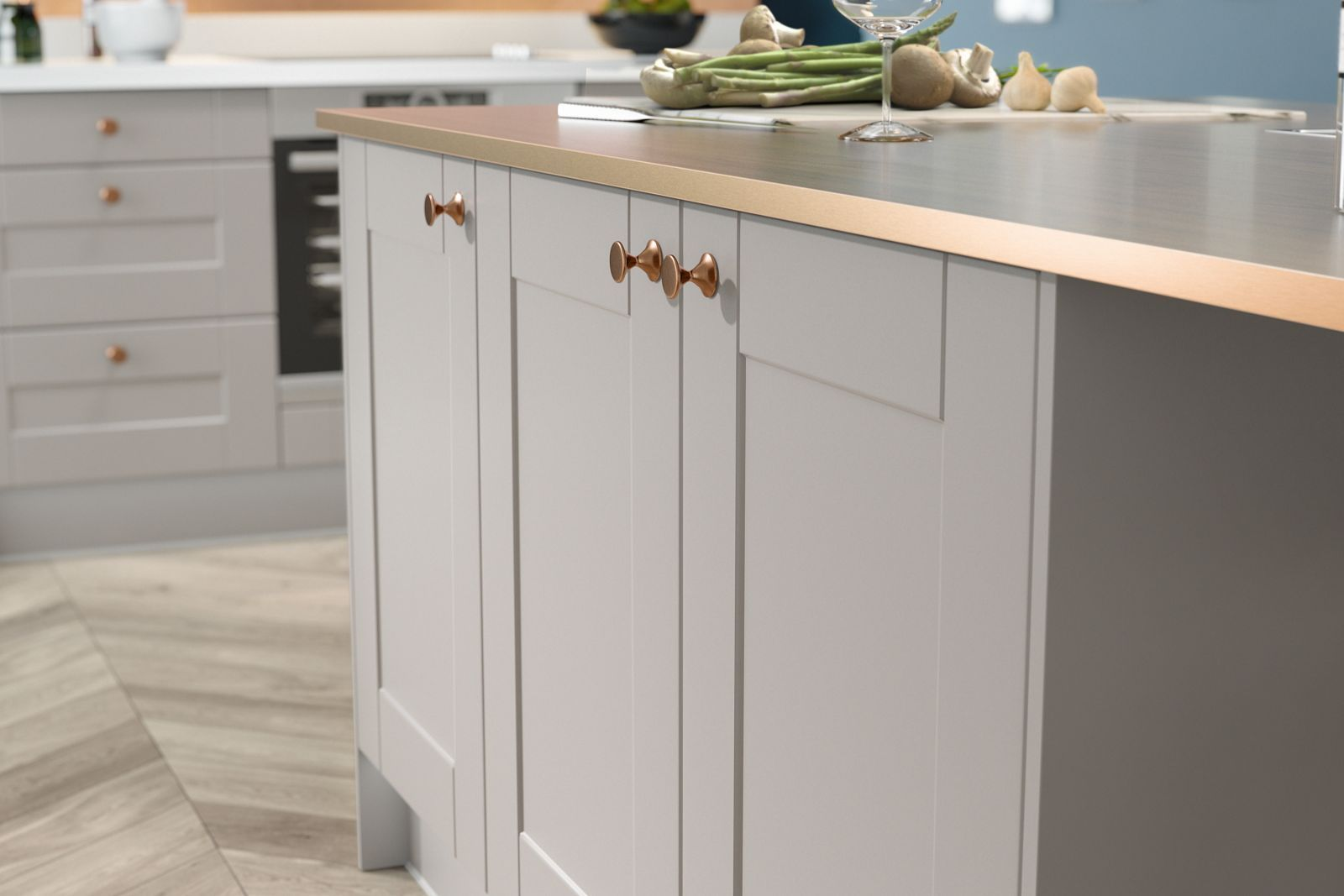 Best Shaker Kitchen In Fossil Grey Kitchen Wren Kitchen 640 x 480