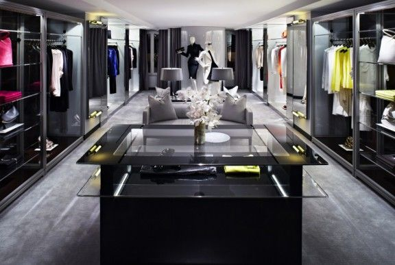The Style Examiner: Tom Ford Unveils New Flagship Store in Paris