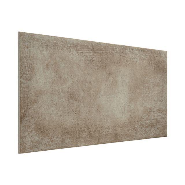 Carrelage sol et mur taupe 30,8 x 61,5 cm Aurora - CASTORAMA Home - peindre le carrelage sol