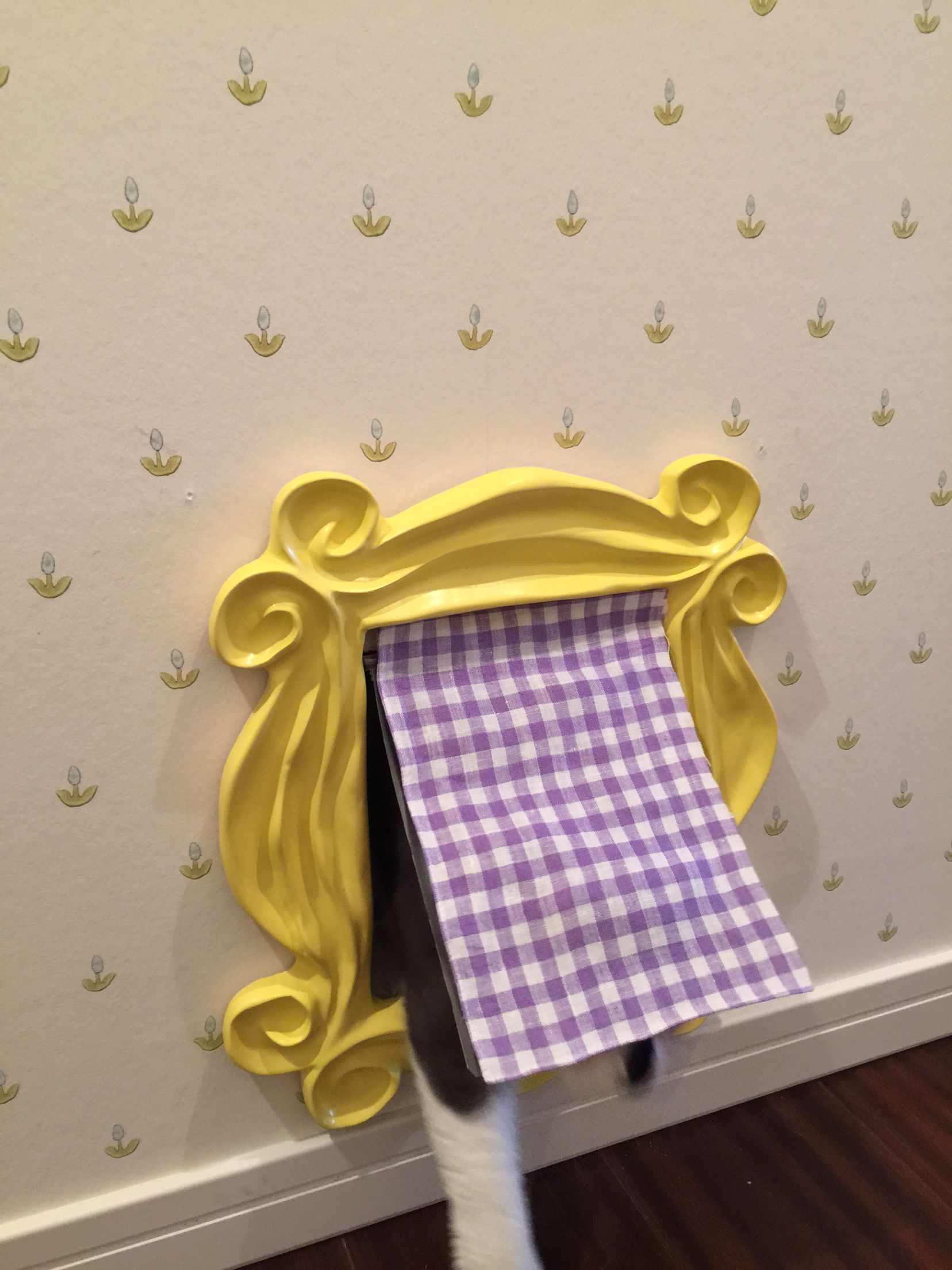 cute diy cat door ideas frame with flapsetting frame from friends