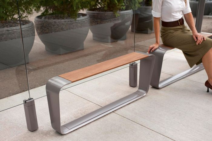 BMW designs furniture collection for public urban transport | t722