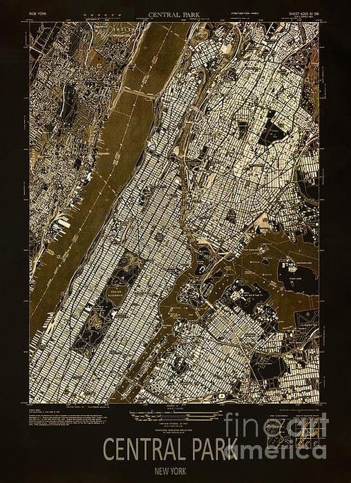 "New artwork for sale! - ""Central Park 1947"" - http://t.co/FKAUt5JjoL @fineartamerica http://t.co/YnISPd87fX"