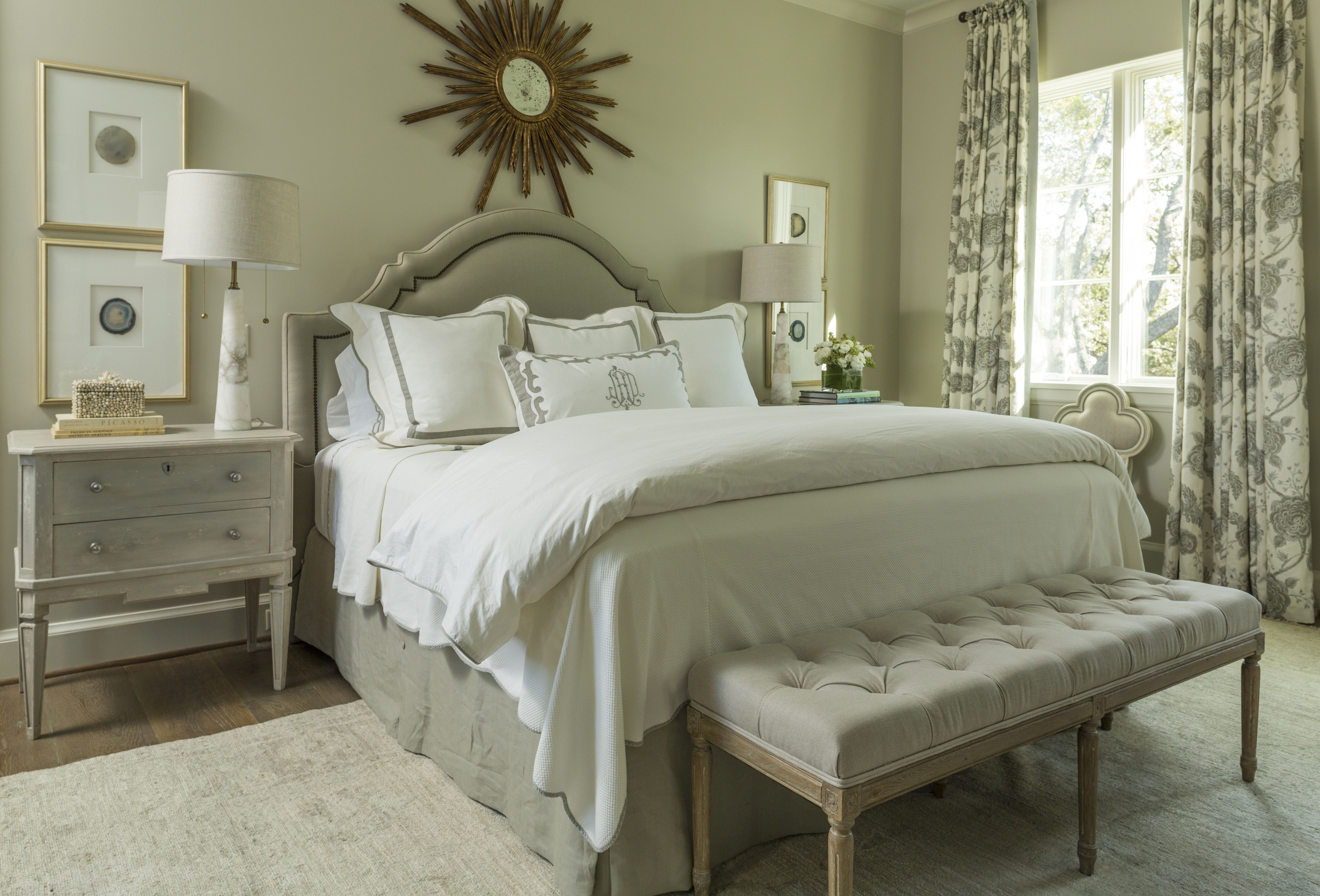 West University, Houston, TX Neutral Guest Bedroom ...