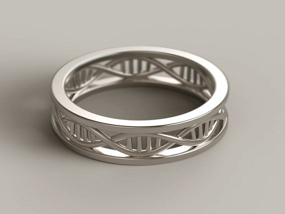 lovers dna is loving band set for science the wedding rings