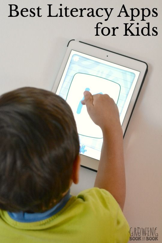 8 Essential Writing Apps for Kids
