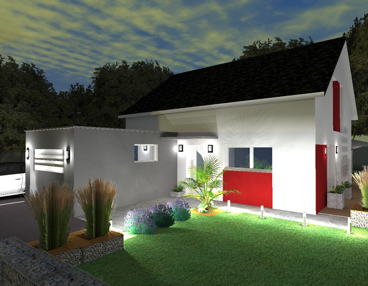 Modèle PARIS : découvrez cette maison aux multiples facettes ...