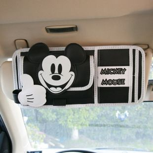 Mickey sun visor with pockets  843e1071731