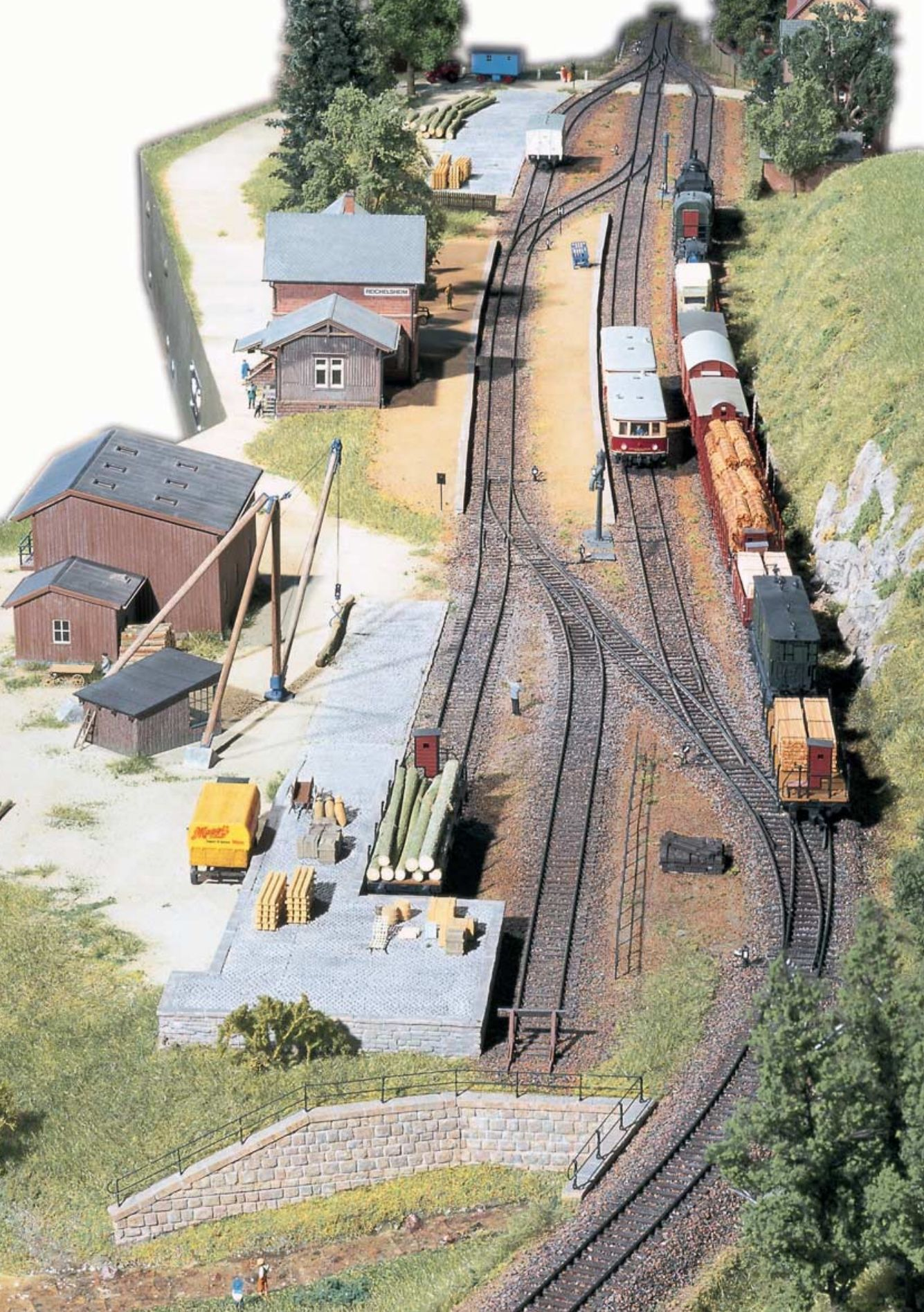 Modelrailway Ho Model Trains Model Trains Model Train Scenery