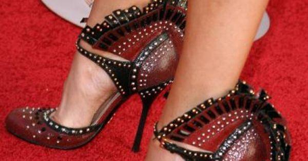 Modern shoes - photo