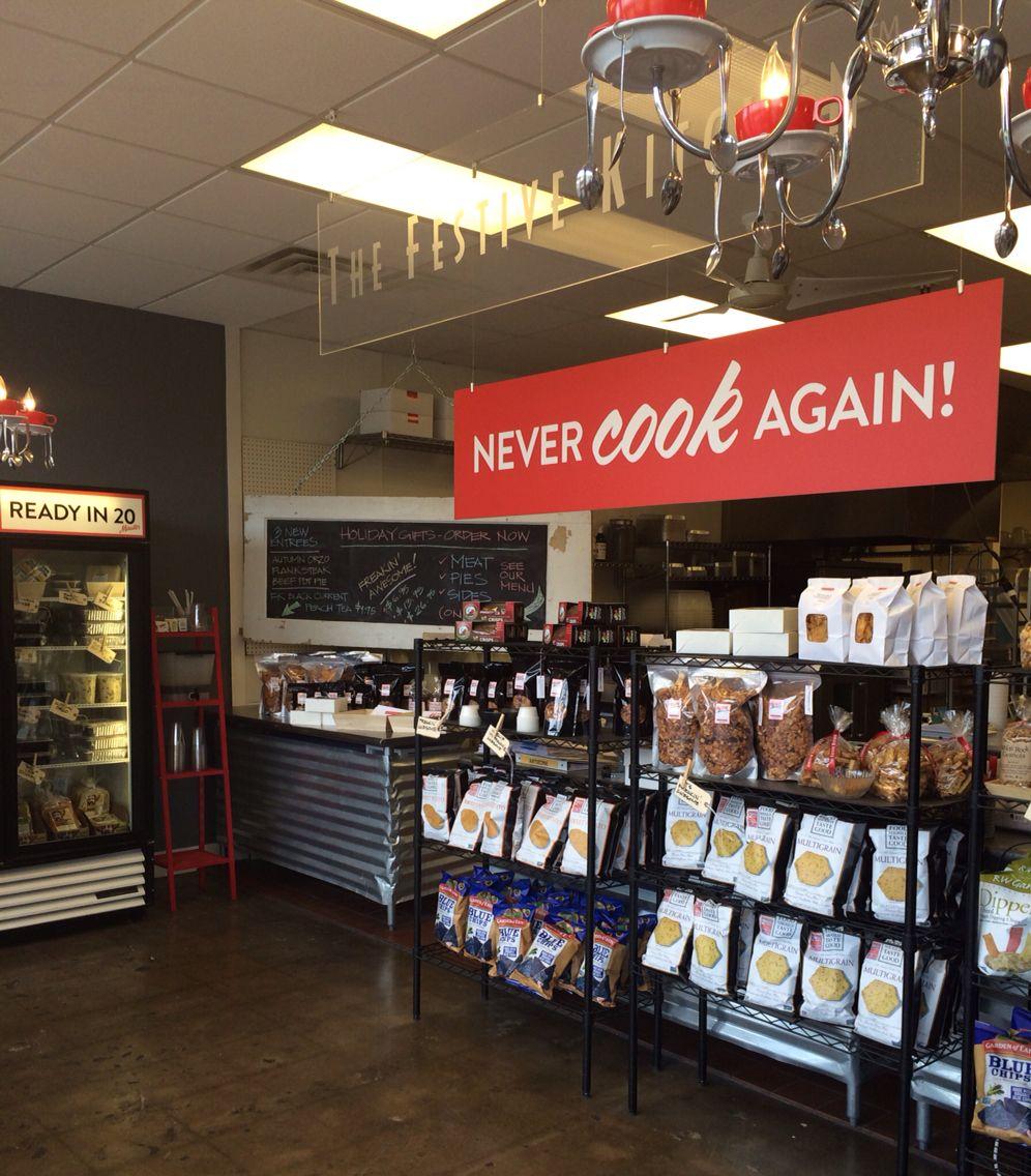 Festive Kitchen Richardson Store New Improved Kitchens To Go Kitchen Frozen Cookie Dough