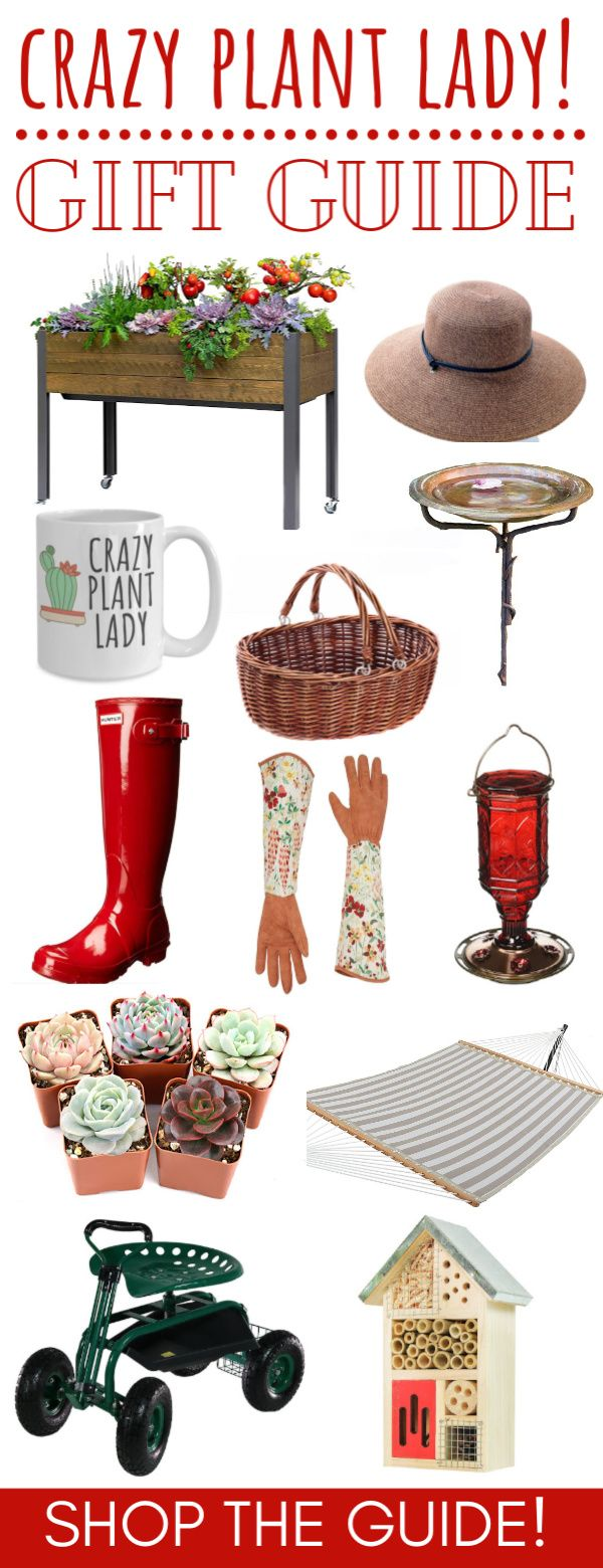 Cheap and Easy Gardening Gift Ideas!