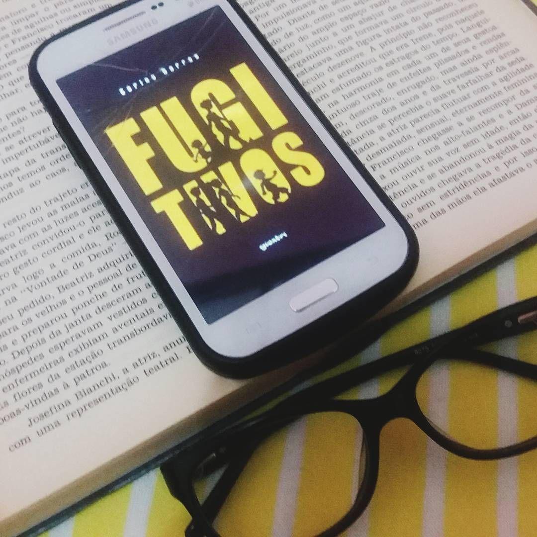 Pensa num livro que anda me prendendo a cada linha? Indicação fantástica que recebi da amiga Lívia Santana do Check-in Virtual, Fugitivos é minha leitura desde a última quinta.