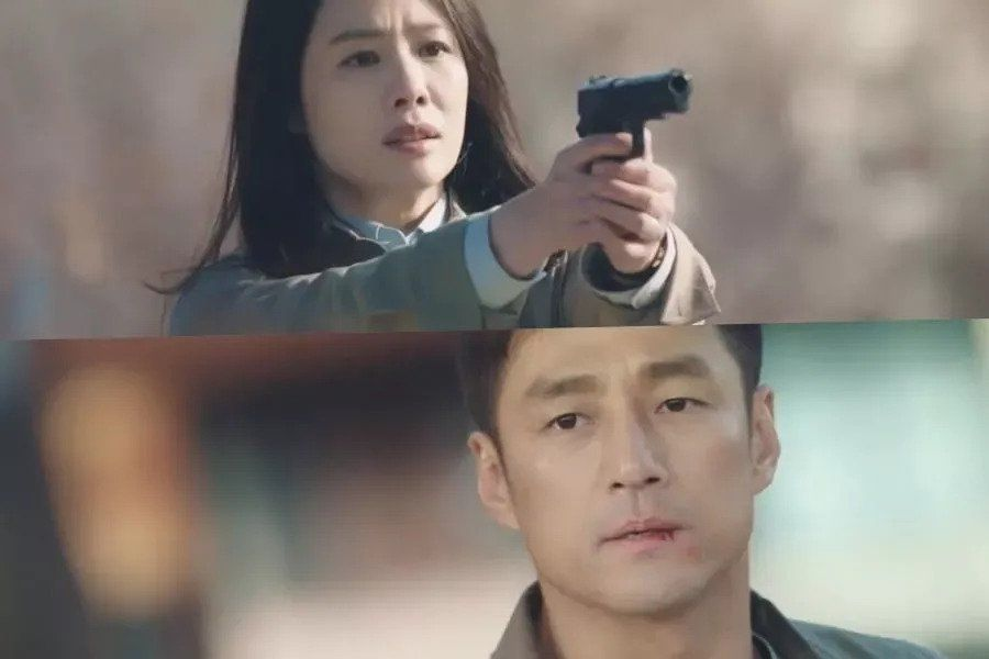 "Watch: Kim Hyun Joo And Ji Jin Hee Are A Married Couple Torn Apart By A Secret In Teaser For Drama Based On BBC's ""Undercover"""
