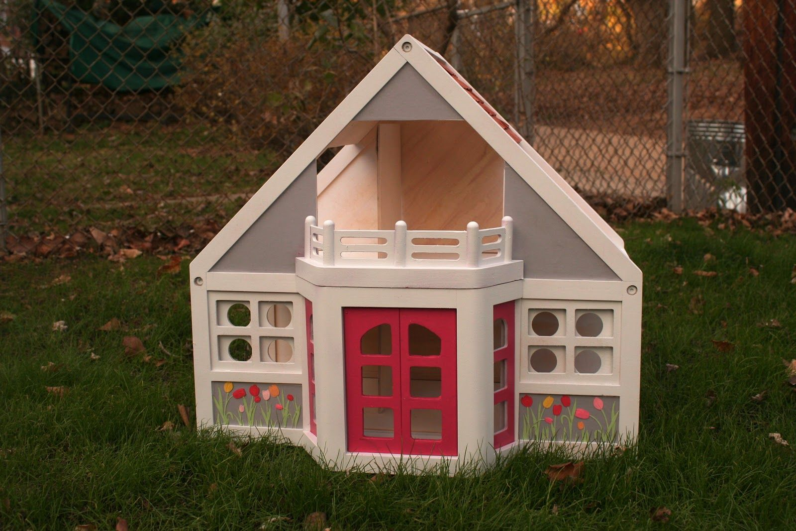 Melissa And Doug Dollhouse Makeover Abohemianqueen