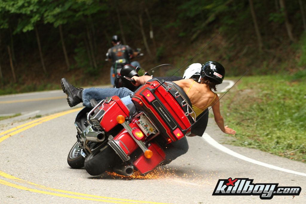 Deals Gap A Wreck In The Making Biker Girl Bike Magazine