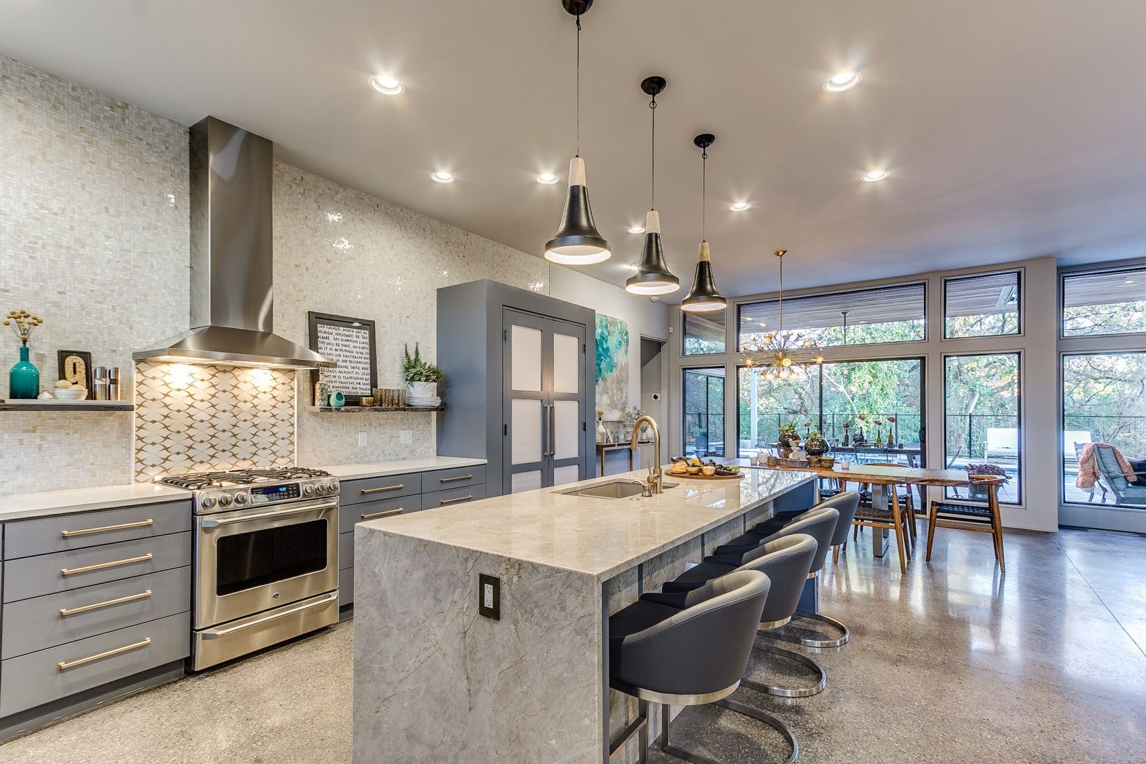 How To Choose New Kitchen Countertops When Kitchen ...