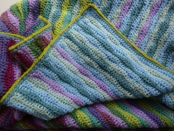 Moorland Blanket Cal Part 7 Crochet Projects Blanket Pattern Crochet