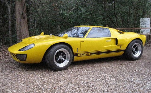 Ford Gt40 Replica For Sale >> 1965 1996 Era Ford Gt40 Replica For Sale Front Ford Gt40