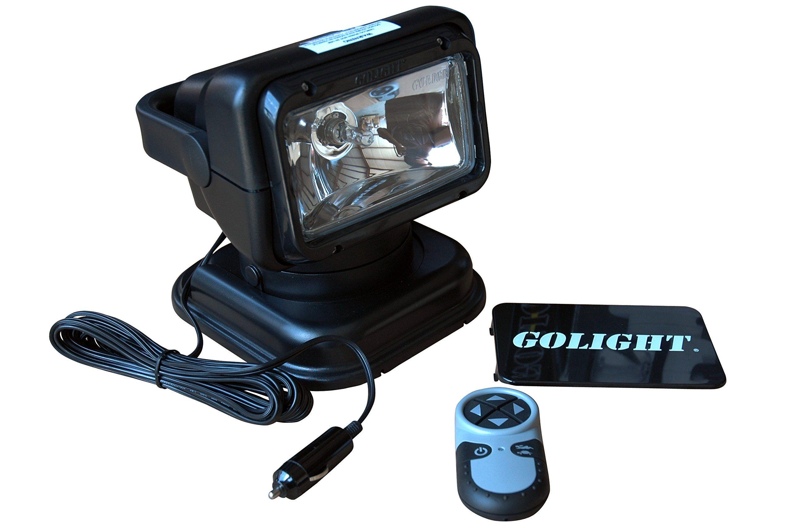 image remote hi lighting halogen control light size golightgolight permanent go res car full spotlight radioray golight diagram wiring gl