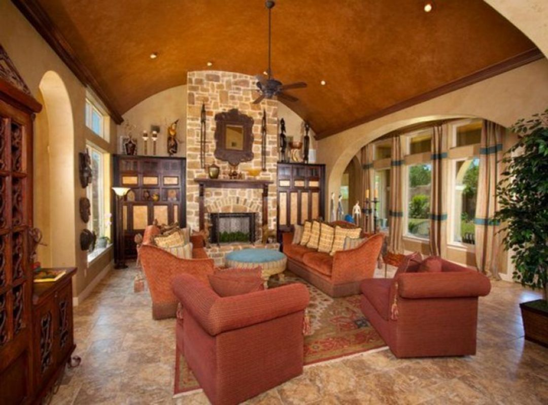 25 Choice of Tuscany Living Room Decorating Ideas that are ...