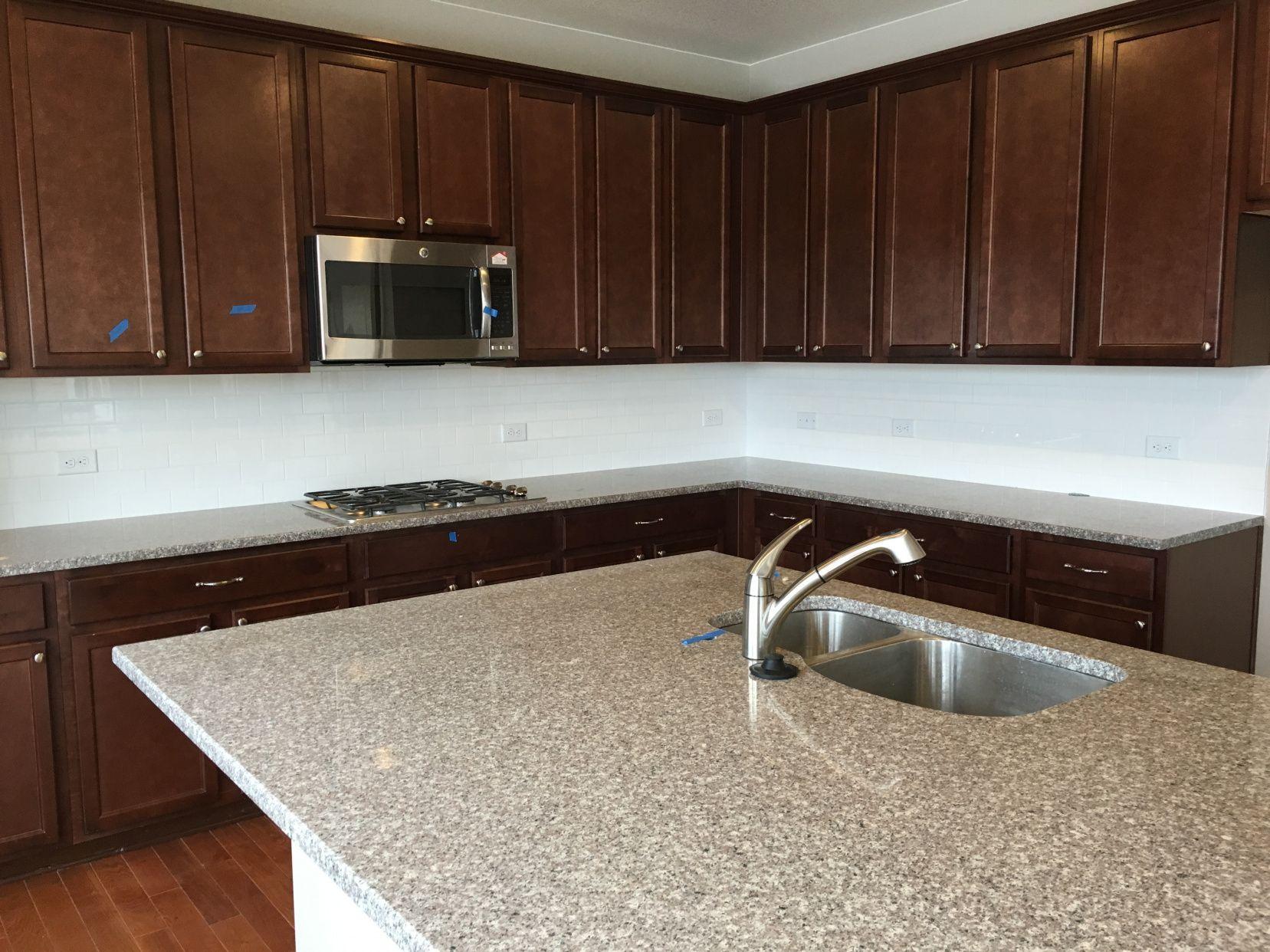20+ Bainbrook Brown Granite Countertop  Kitchen Design And Layout