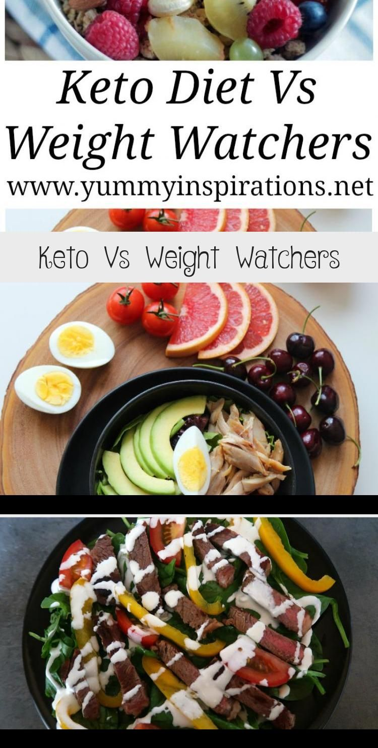 keto diet and weight watchers