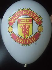 Manchester United Party Ebay