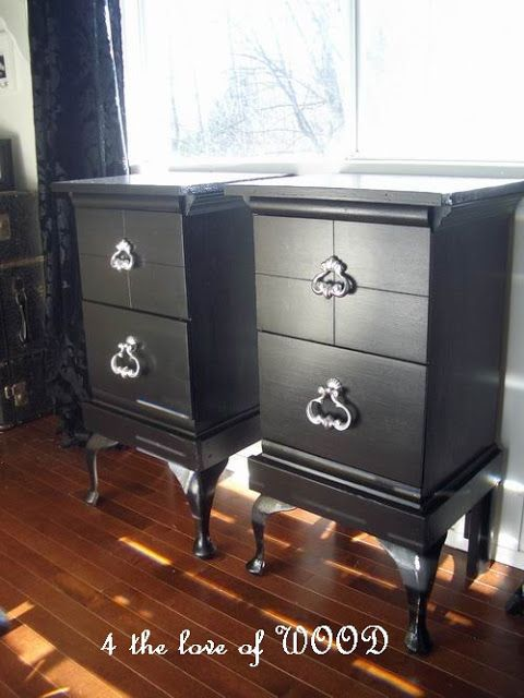 4 The Love Of Wood: PART II A LEG UP   Adding Legs To Furniture This Would  Be So Cute To Take Those 2 Drawer Wood File Cabinets U0026 Add Legs.