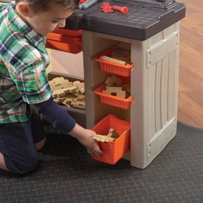 Step2 Handyman Workbench Play Medical Toys Workbench