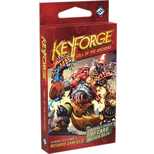 Keyforge Call Of The Archons From Fantasy Flight Starter Sets Sold Out Decks Only Card Games Deck Cards