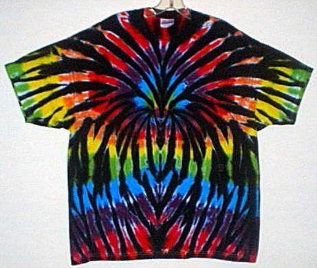 Spider Tie Dye T Shirt Tie Dye T Shirts Tie Dye Dye