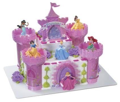 DIY Princess Birthday Cake Ideas Disney cake toppers Cake and