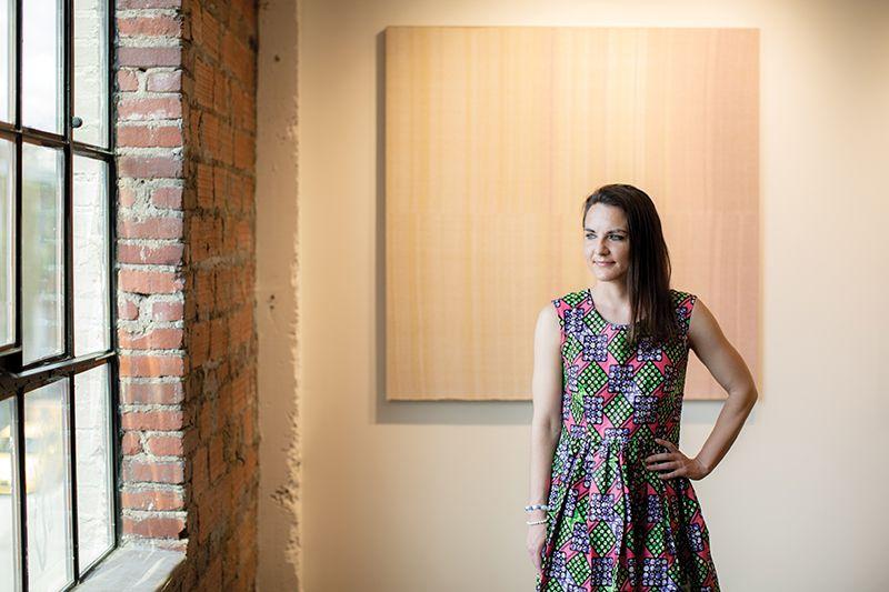 Tulsa writer Kristi Eaton makes strides after malaria